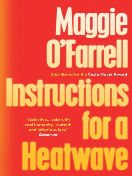 Instructions for a Heatwave (eBook)